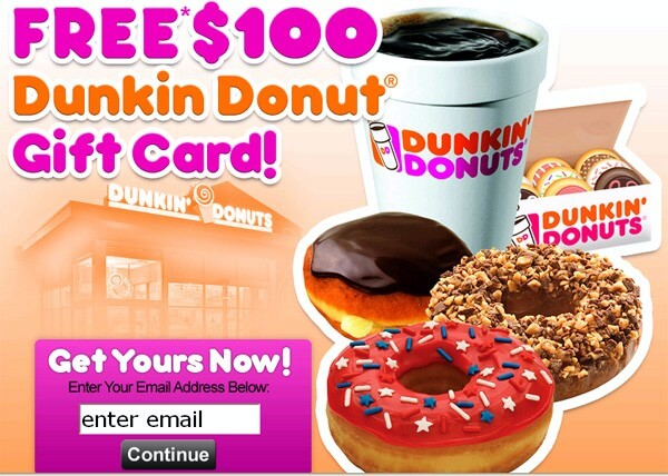 Dunkin Runs On You